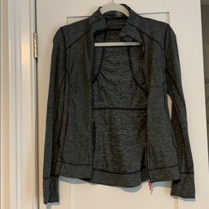 H&M sport zip up. Great condition!